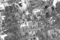 Hector-Cave-House_Oia-aerophoto-2000-bw